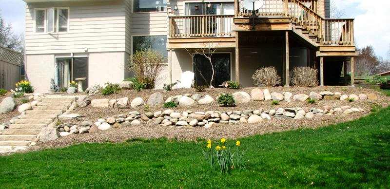 American Landscapes specializes in custom design and build landscaping as  well as grading, drainage, irrigation and seeding. Customer satisfaction is  our ... - Landscaping & Supplies In Ames, Iowa